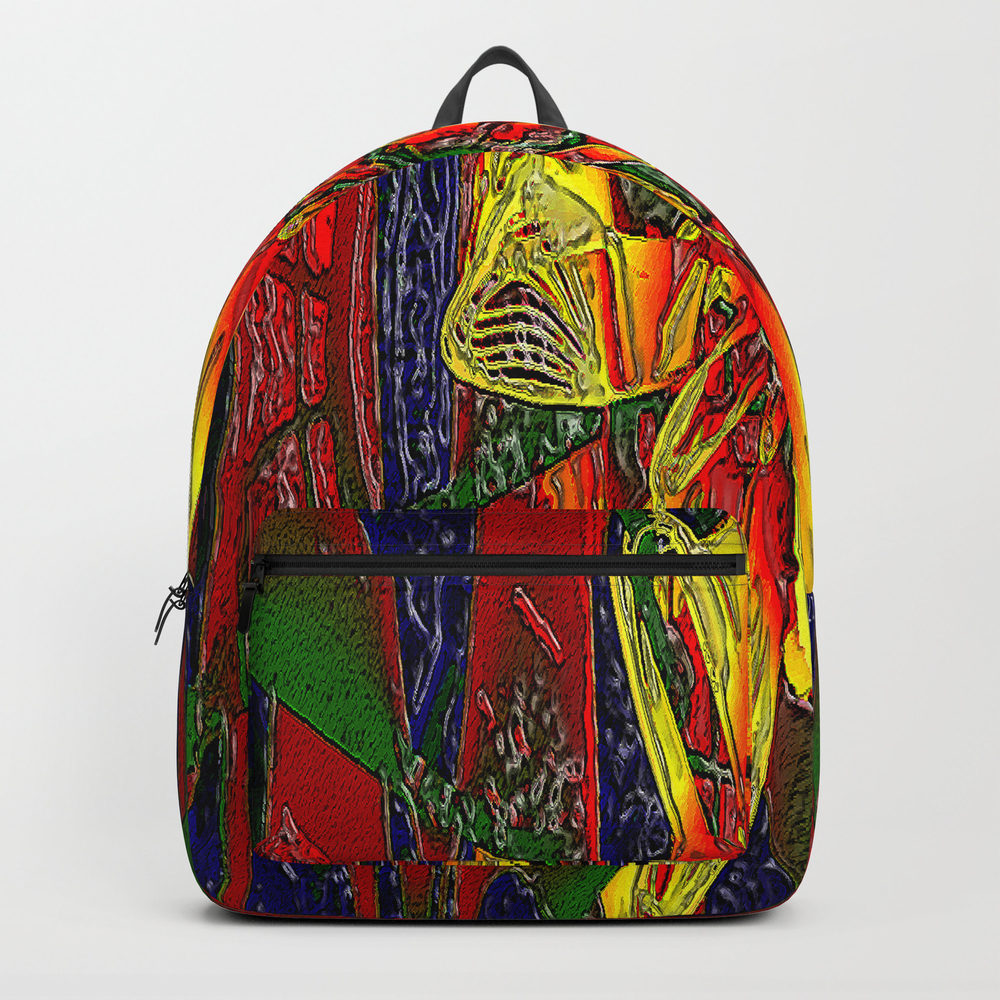 Spidergod Zen Vol.06 27 Backpack by Williamking BKP8308073