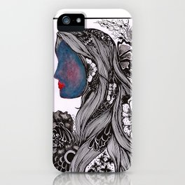 Warmth and Flowers! iPhone Case
