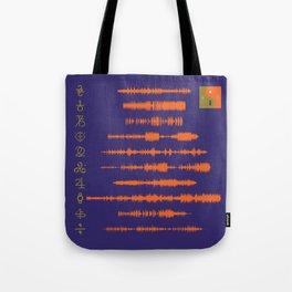 22, A Million (33) Tote Bag