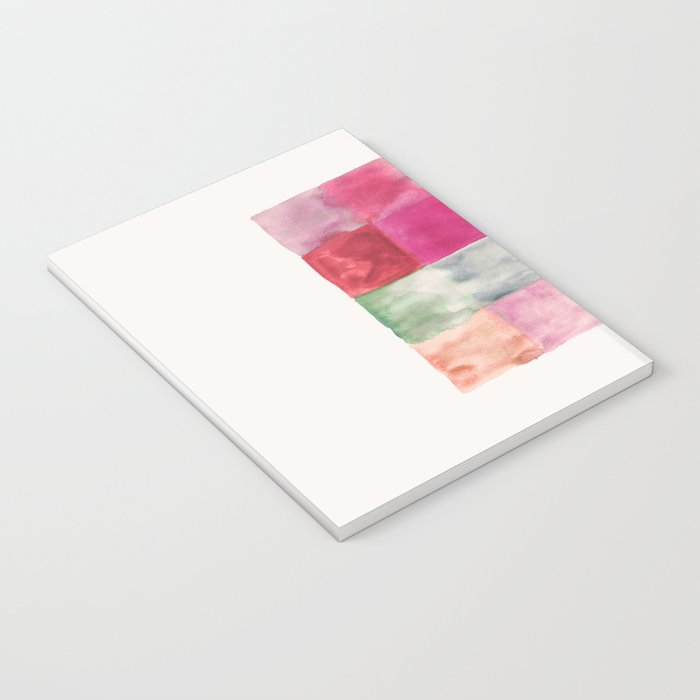 colour + pattern 7 Notebook