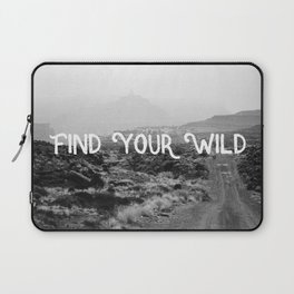 FIND YOUR WILD II Laptop Sleeve