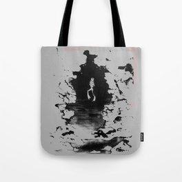 Scuba Diver Fine Art Print Tote Bag
