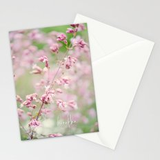 Breathe. Stationery Cards