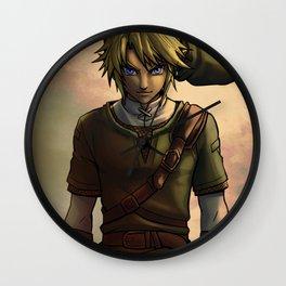 Link  - Zelda Wall Clock
