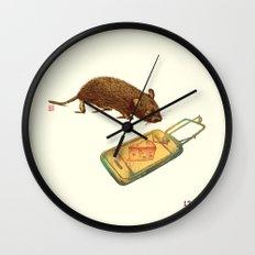 iTrap Wall Clock