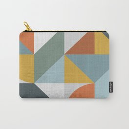 Abstract No. 7 Carry-All Pouch