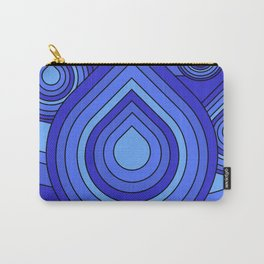 Drops in the Ocean Carry-All Pouch