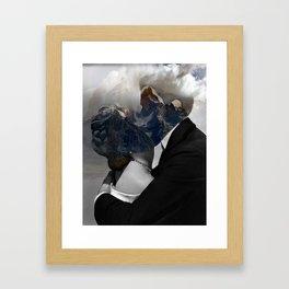 I will if u will  Framed Art Print