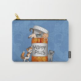 Happy Pills Carry-All Pouch