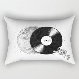 The Dark Side of the Moon Rectangular Pillow