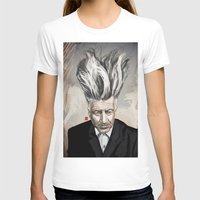 lynch T-shirts featuring David Lynch by Khasis Lieb