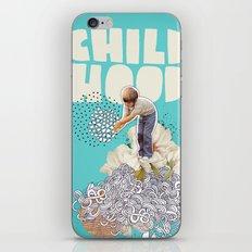 Childhood iPhone & iPod Skin
