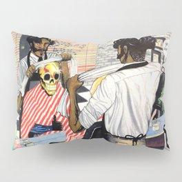The Barber Shop Pillow Sham