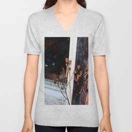 Come Inside Silly Human Unisex V-Neck