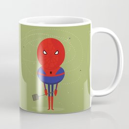 Spider man: My bug hero! Coffee Mug