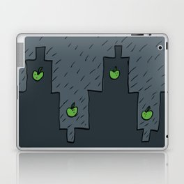 Rain in a Northen City Laptop & iPad Skin
