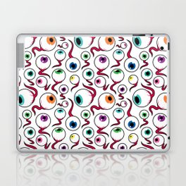 Eyeball Pattern Laptop & iPad Skin