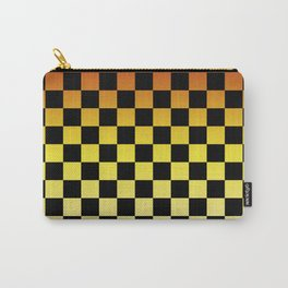 Chessboard Gradient IV Carry-All Pouch