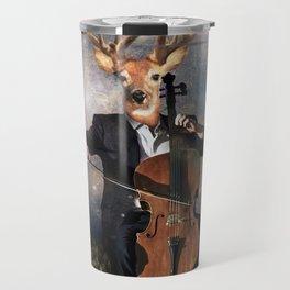 The Musican - Vinolocello Travel Mug