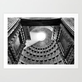 Rome [Perspective Angle N°3] Italy Art Print