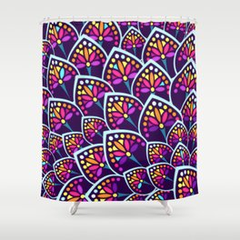 Madeleine Pattern Shower Curtain