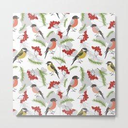 Birds. Metal Print