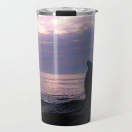 La Jolla Sea Lion Travel Mug