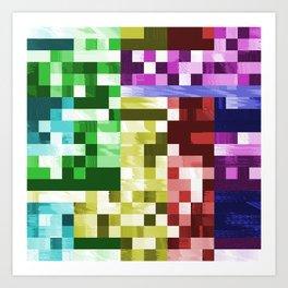00001 Art Print