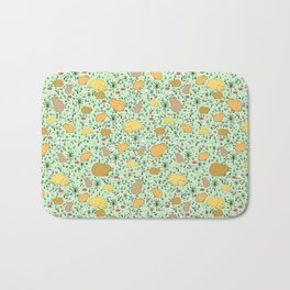 Cute Capybaras Bath Mat