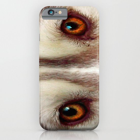 the eyes iPhone & iPod Case