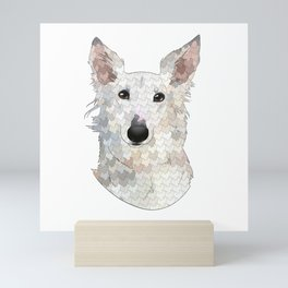 Sivi Mini Art Print