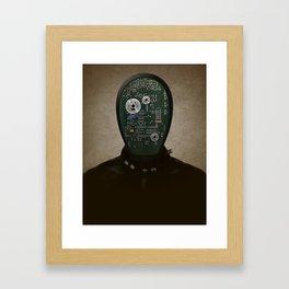 Daft Punk's Electroma Framed Art Print