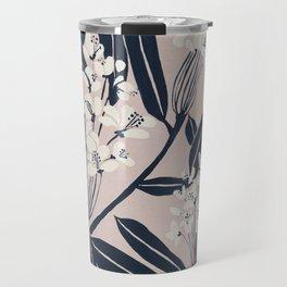 Boho Botanica Travel Mug