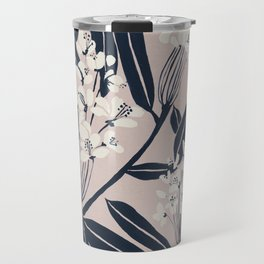 Boho Botanica Travel Mug