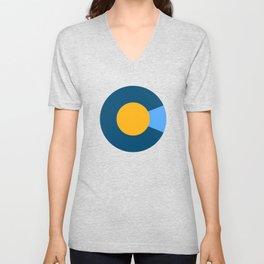 Colorado Logo - Nuggets Unisex V-Neck