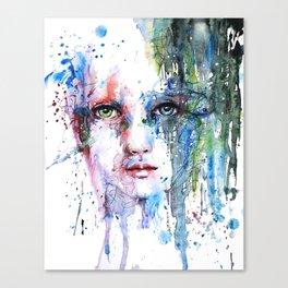 Il Pluie Tropicale Canvas Print
