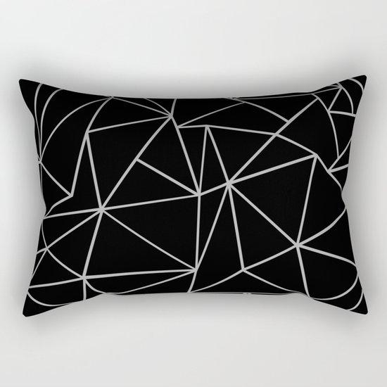 Fracture Rectangular Pillow