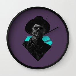 The Miner Wall Clock