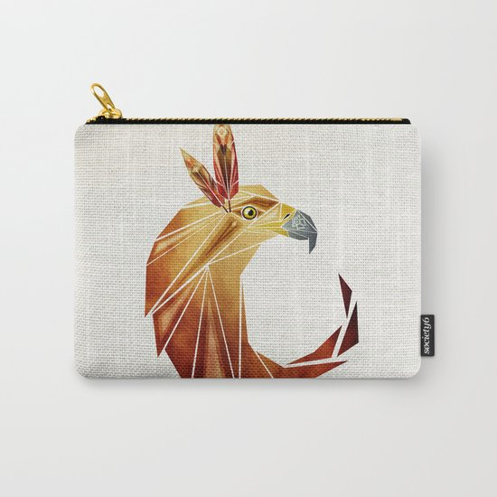 eagle cercle Carry-All Pouch