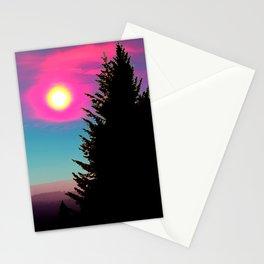 Patel Sunset Stationery Cards