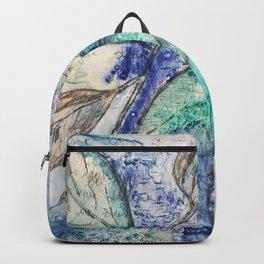 Depliants Bleus Backpack