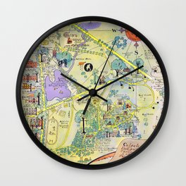 Colgate university Wall Clock