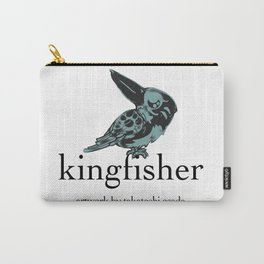 kingfisher dts Carry-All Pouch