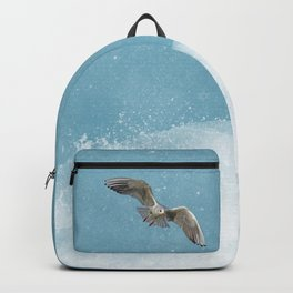 It's stormy Backpack