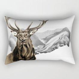 Heart of The Hunted Rectangular Pillow