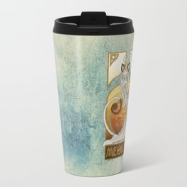 Rule 63: Meowth Travel Mug