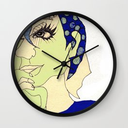 all this time away, you're still on my mind Wall Clock