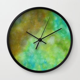 Abstract No. 157 Wall Clock