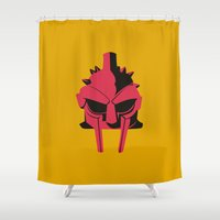 gladiator Shower Curtains featuring Gladiator by FilmsQuiz