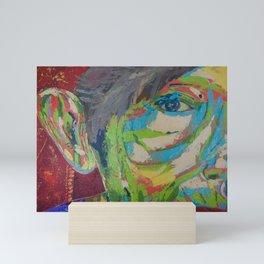 Nona Kuna. Acrylic Fine Art for Wall Decor Mini Art Print